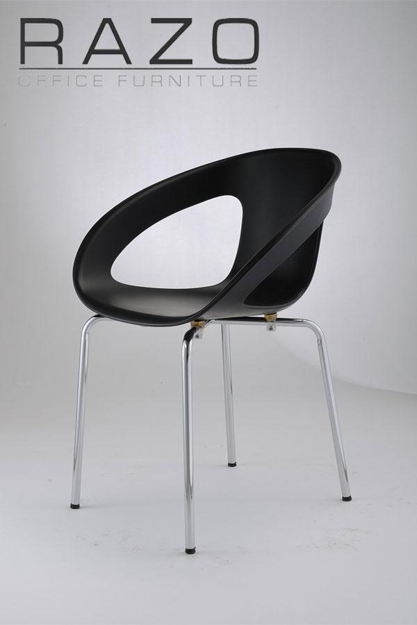 Designer Chair   Cafeteria Chair   Plastic Chair   Dining Chair   Restaurant Chair   Bar Chair -1012