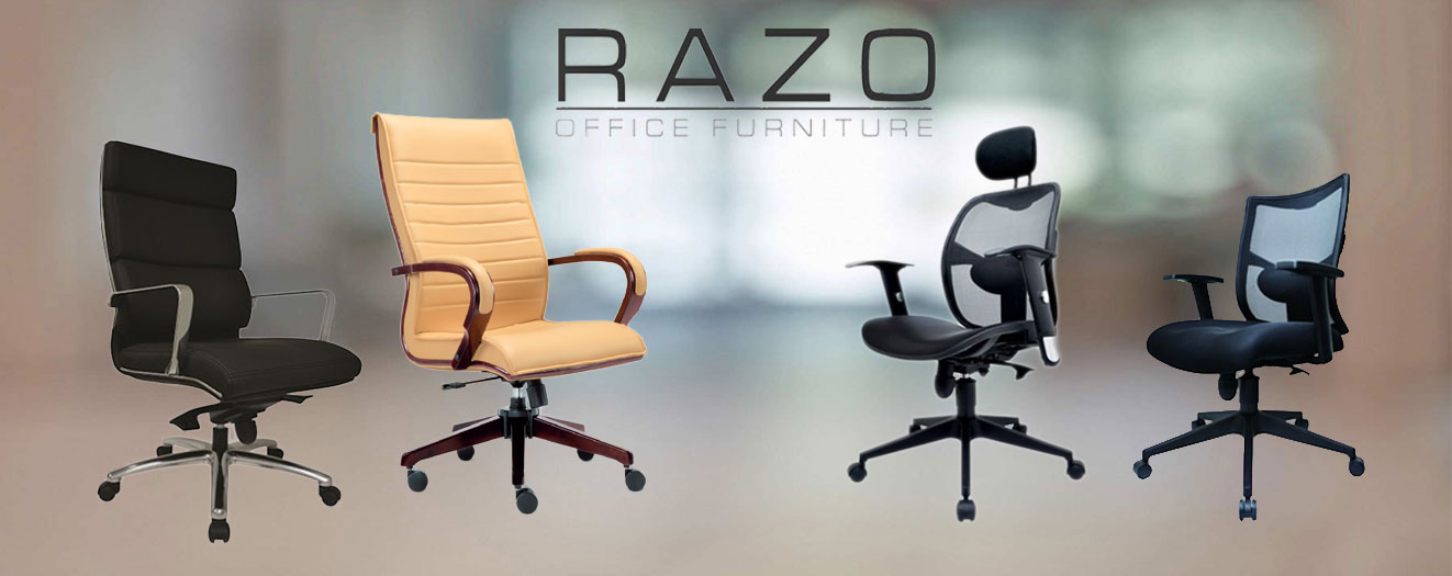 Razo Office Furniture Offer The Best Quality Of Office Chair In Malaysia That Come With Modern Design And Reasonable Price To Make Your Office Looks More Modern And Feel More Comfortable